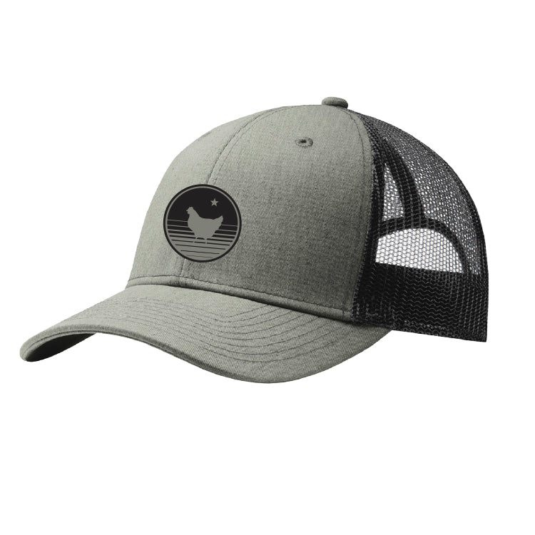 Chicken Rise Trucker Hat