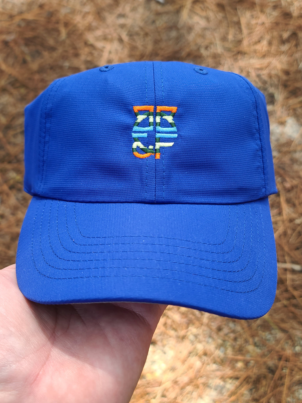Blue Deal Hat