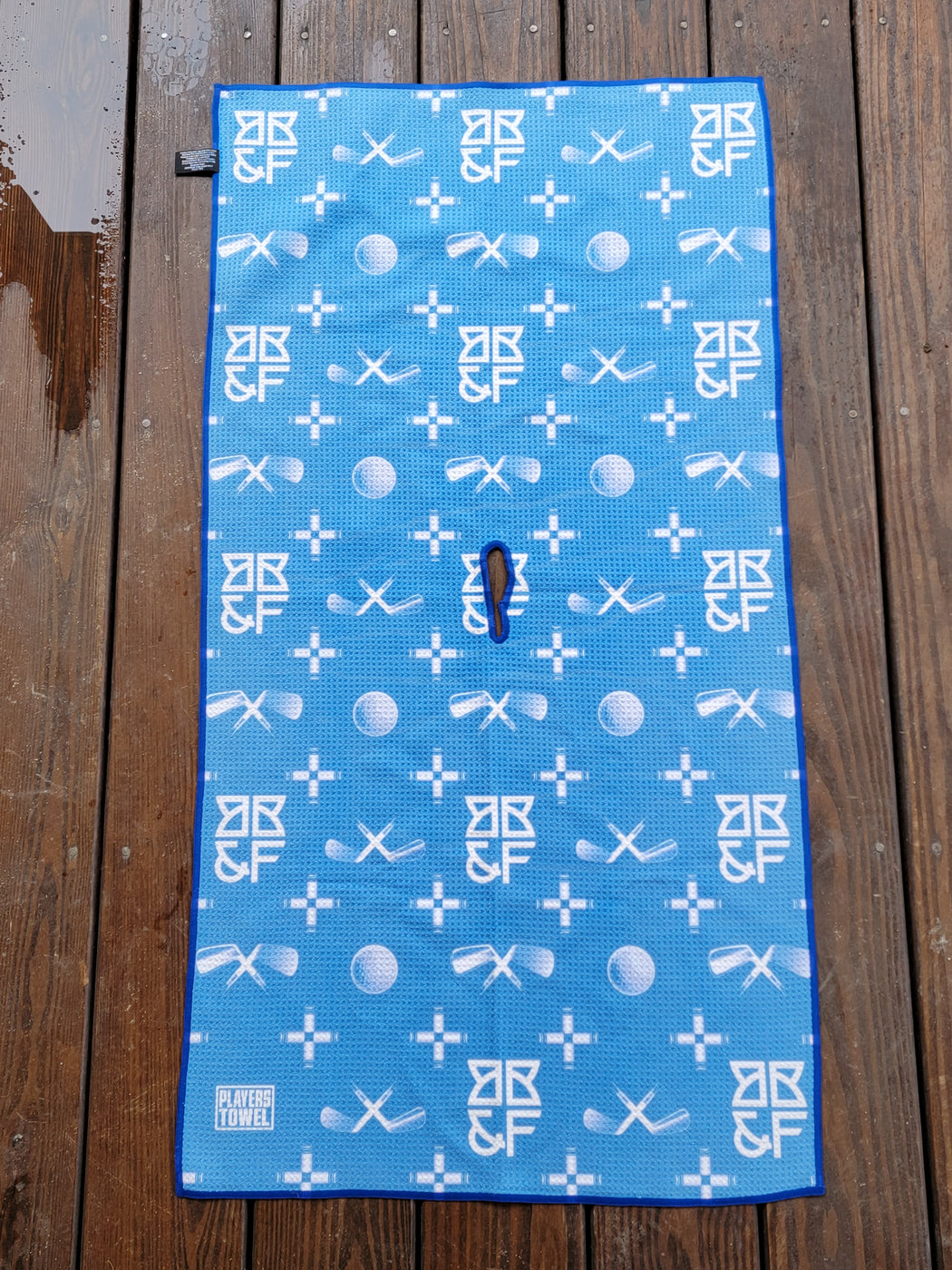 The Azure French Towel
