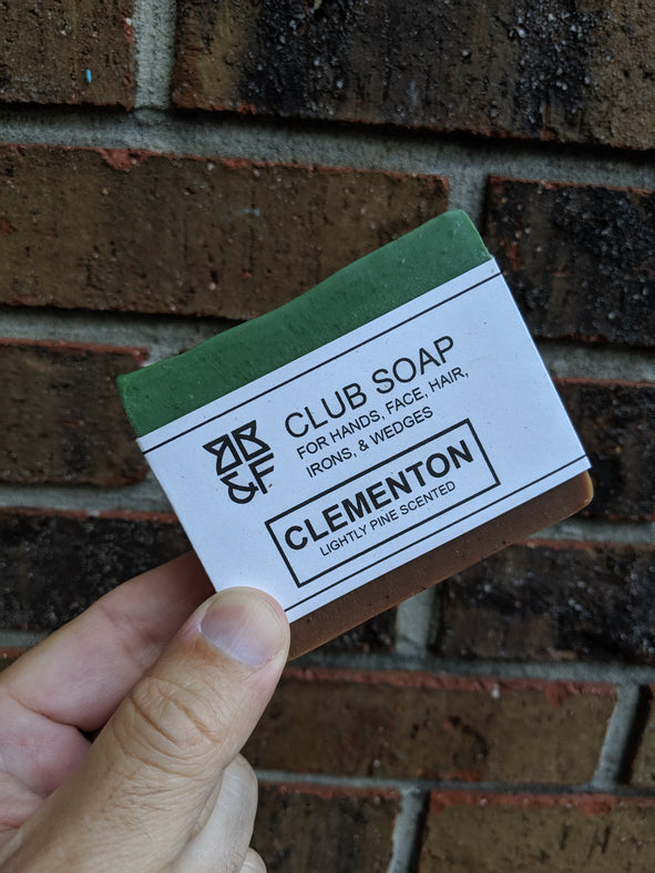 BB&F Club Soap