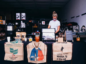 Curbside Coffee Pop Up