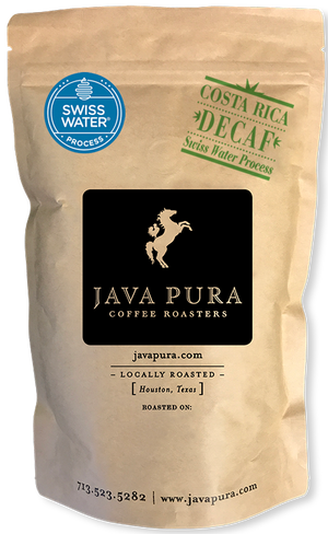 Costa Rica Swiss Water Process Decaf Washed