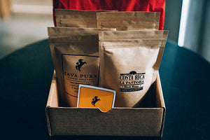 Reserves Sampler Box of 4 Coffees