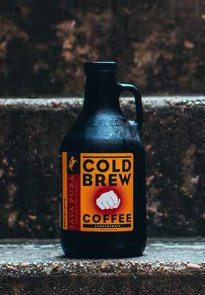 32 oz Cold Brew Growler