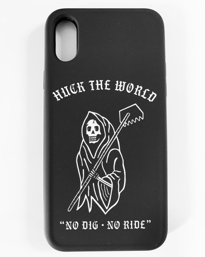 "HTW - ""No Dig No Ride"" Phone Case"