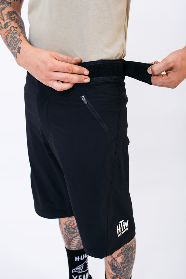 HTW - 2.0 Tech Ride Short Black
