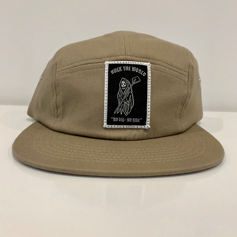 "HTW - ""Reaper"" Patch 5-Panel Tan"