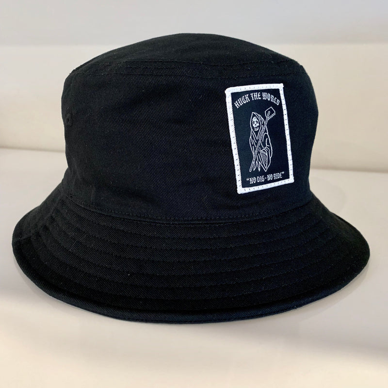 "HTW - ""Reaper"" Hecklers Bucket Black"