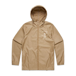 "HTW - Limited Edition ""Diggers"" Trail Jacket Tan"
