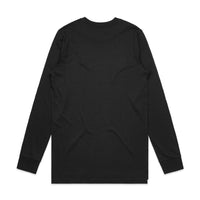 "HTW - ""Metal"" L/S Tee Black"