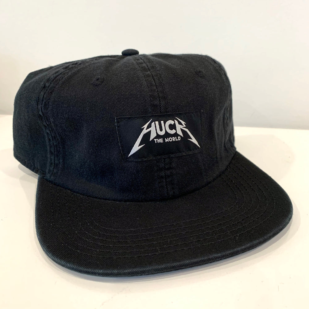 "HTW - ""Metal"" Race Dad Cap Black"