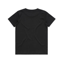 "HTW - ""Lords"" Youth Cotton Tee Black"