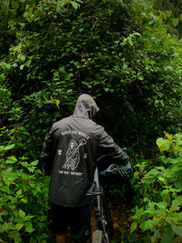 "HTW - Limited Edition ""Diggers"" Trail Jacket Black"