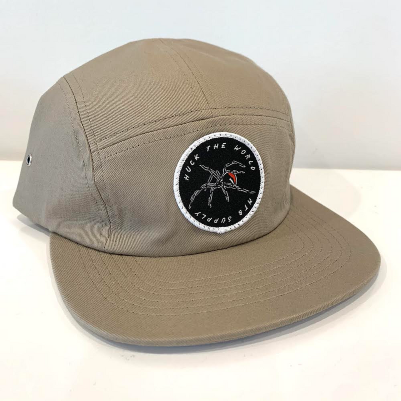 "HTW - ""Spiders"" Patch 5-Panel Tan"