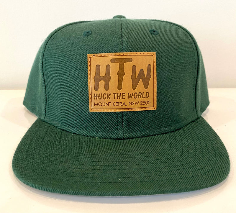 "HTW - ""Keira Patch"" Snapback Green"