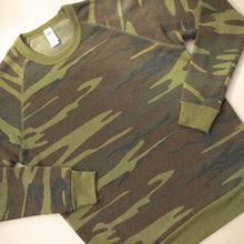 Load image into Gallery viewer, Rah-Rah Essentials | Camo Crewneck Sweatshirt