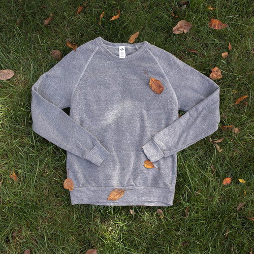 Rah-Rah Essentials | Heather Grey Crewneck Sweatshirt