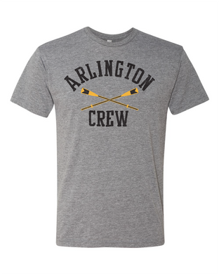 Arlington Crew Tee | Retro Grey