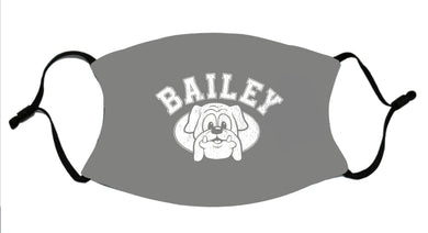 Bailey Bulldogs Mask