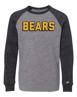Unisex UA Block Bears Colorblock Sweatshirt