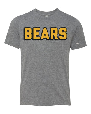 Youth UA Block Bears Tee