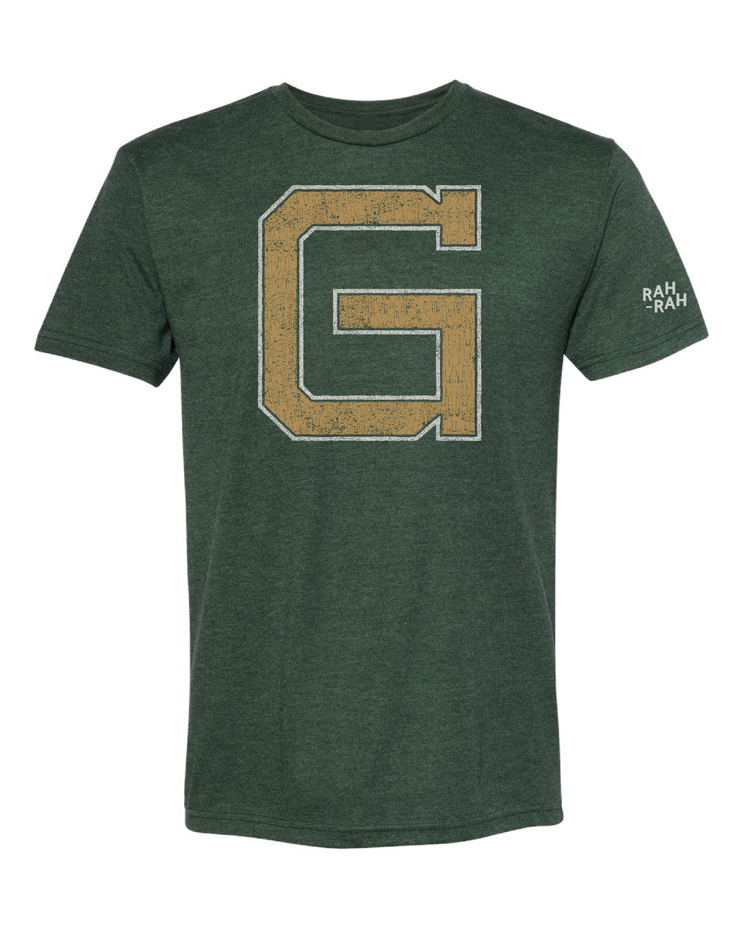 Grizzell Block G Adult Unisex Tee