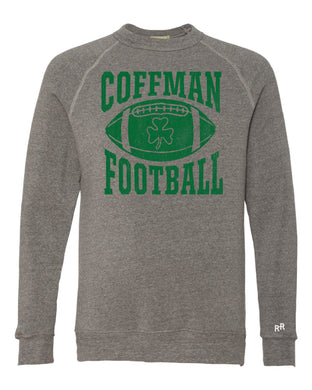 Coffman Football Icon Sweatshirt | Heather Grey