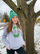 Load image into Gallery viewer, Dublin Scioto Block S Hoodie | Unisex