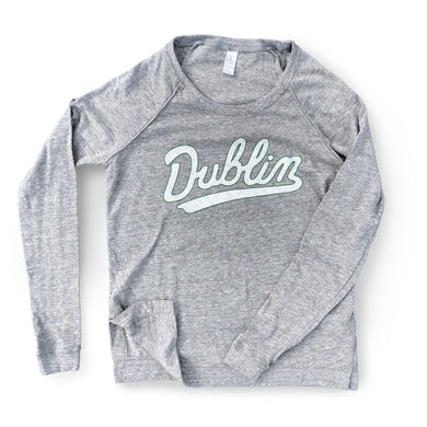 Script Dublin Women's Locker Room Pullover