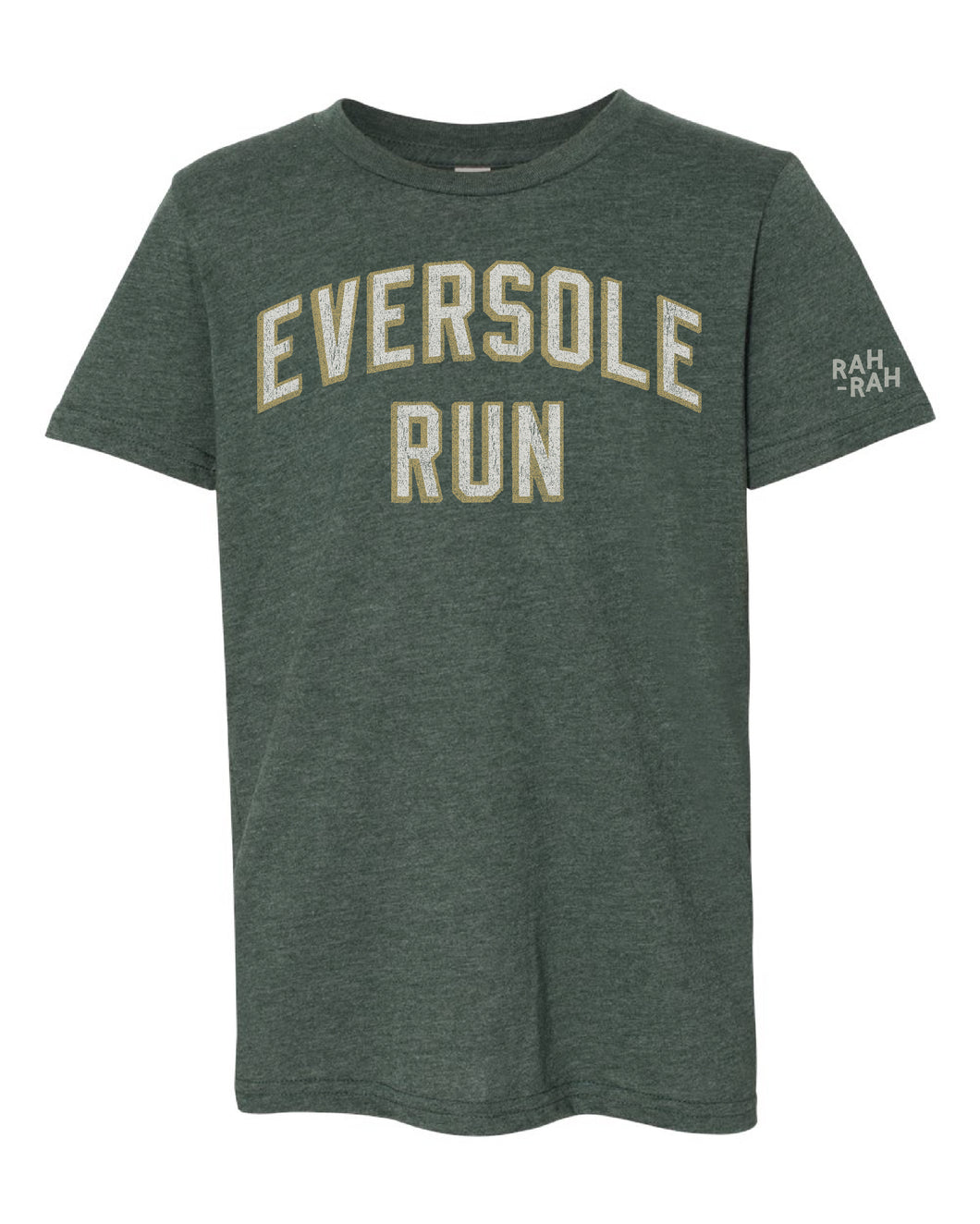 Eversole Run Youth Green Tee