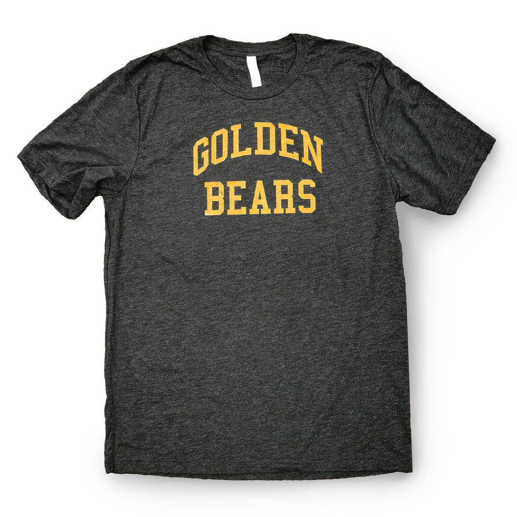 Golden Bears Arch Unisex T-shirt