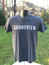 Load image into Gallery viewer, Grandview Vintage Block Tee | Vintage Navy