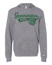 Load image into Gallery viewer, Youth UA Greensview Script Hoodie
