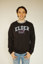 Load image into Gallery viewer, Elder Block Sweatshirt | Vintage Black
