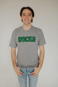Block Rocks Tee | NEW!