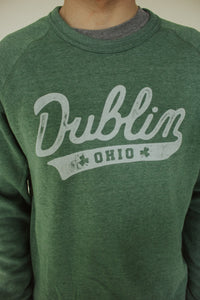 Script Dublin Ohio Sweatshirt | BACK IN STOCK!