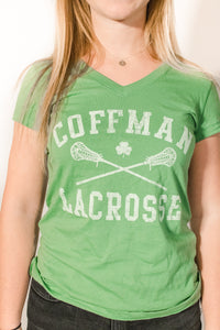 Coffman LAX V-neck