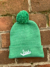 Load image into Gallery viewer, Script Irish Beanie