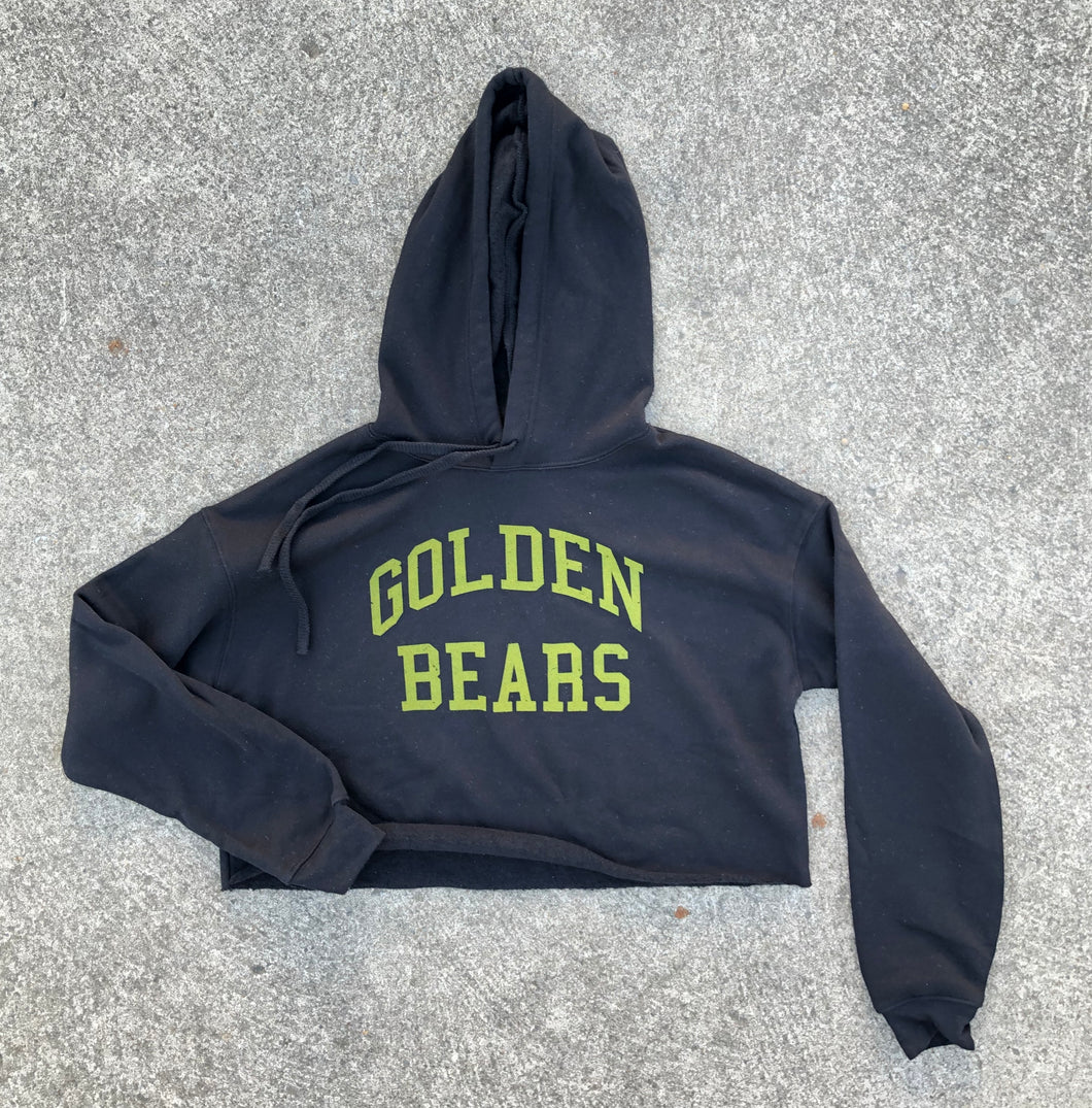 Golden Bears Crop Top