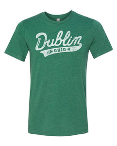 Script Dublin Ohio Tee | NEW YOUTH + Adult