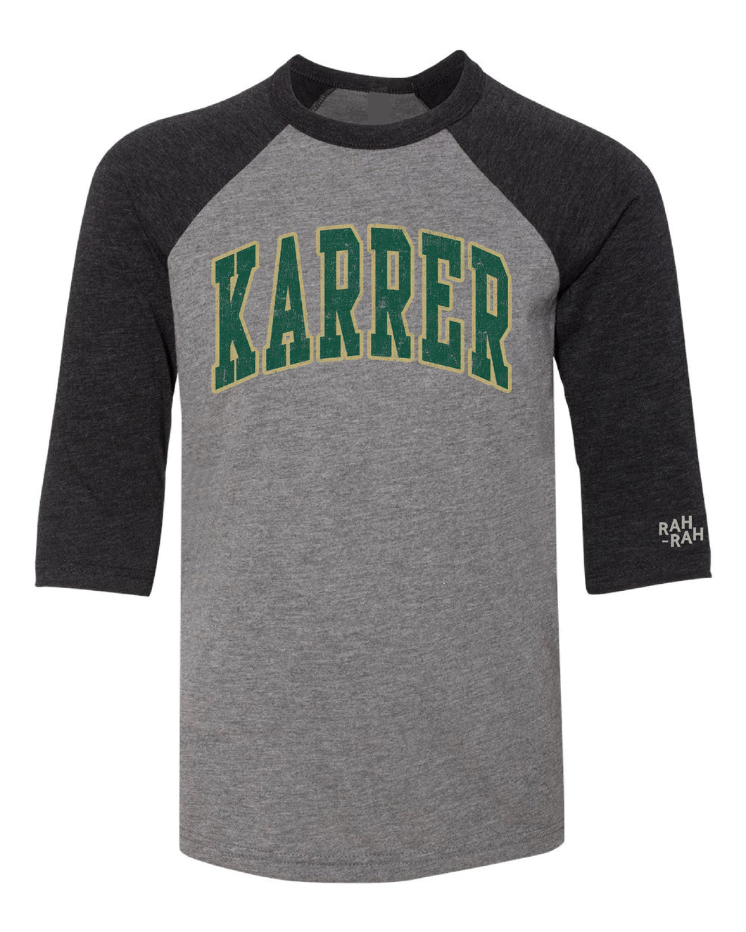 Karrer Block Youth Raglan
