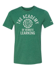 Unisex Remote Learning Academy Crest Tee
