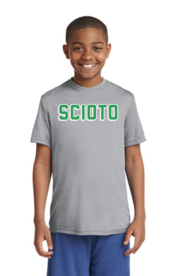 Scioto Block Youth Performance Tee