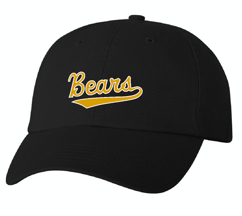 Script Bears Dad Hat