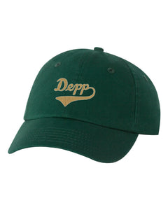 "Abraham Depp ""Dad"" Hat"