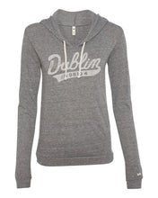 Load image into Gallery viewer, Script Dublin Women's Lightweight Hoodie