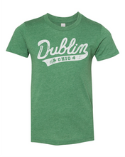 Load image into Gallery viewer, Script Dublin Ohio Tee | NEW YOUTH + Adult