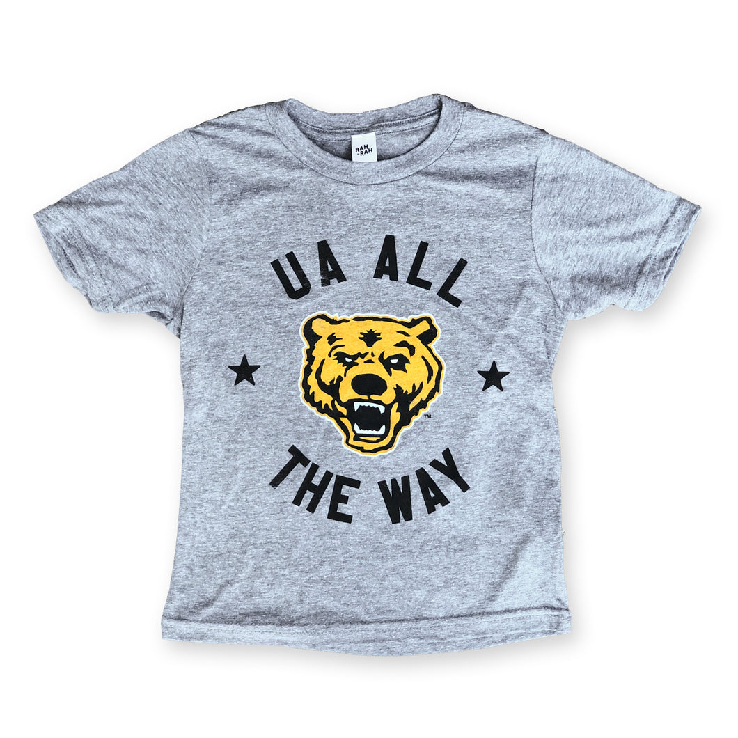 Youth UA All The Way Tee