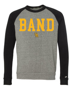 Unisex UA Band ColorBlock Sweatshirt