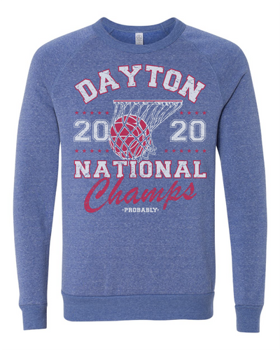 Dayton Champs Sweatshirt (probably)